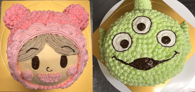 つくば オリジナルケーキ